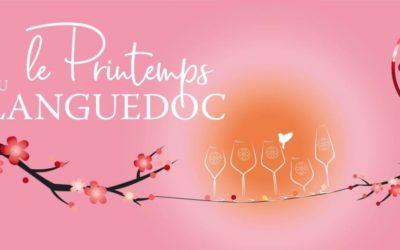 Dégustation Samedi 23 mars : Printemps du Languedoc