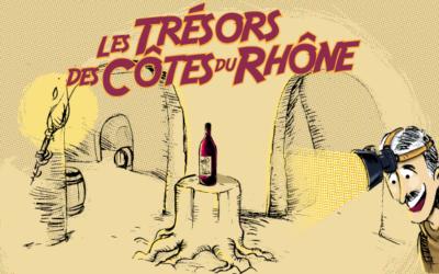 Opération Côtes du Rhône Octobre 2015